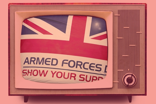 armed forces TV