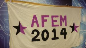 AFEM banner